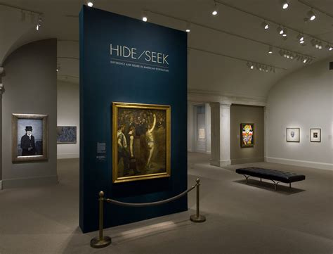 Jfku Museum Studies Mba by Hide Seek Difference And Desire In American Portraiture