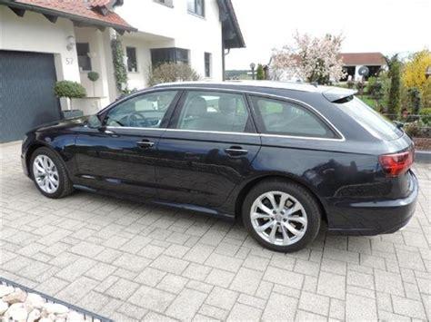 Audi A6 Mondscheinblau Metallic by Audi A6 Avant Mondscheinblau Metallic Gebraucht