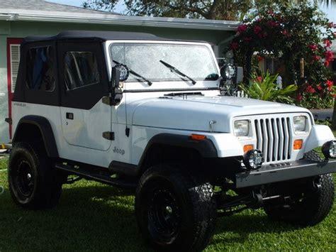 1992 jeep lift kit puck119941 s 1992 jeep yj in pompano fl
