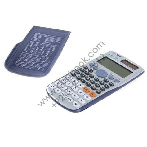 Casio Original 2 casio scientific calculator fx 991es plus original