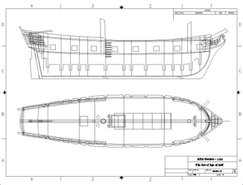 rc boat tower unite ship model plans from he art of age of sail