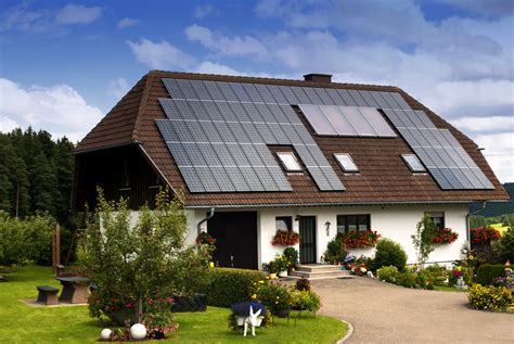 should you buy a house with solar panels modernize