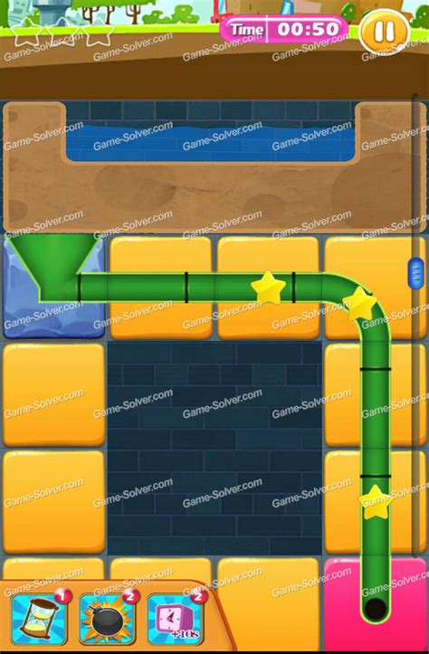 Plumbing Level 3 by Plumber Mole Level 3 Solver