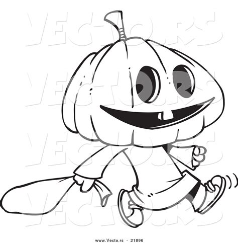cartoon pumpkin coloring pages halloween pumpkin
