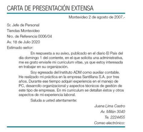 Modelo De Carta De Presentacion Para Curriculum La Materia Paseante Modelos Textuales El Curr 237 Culum Vitae
