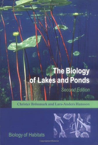 the biology of lakes and ponds biology of habitats series books featured products