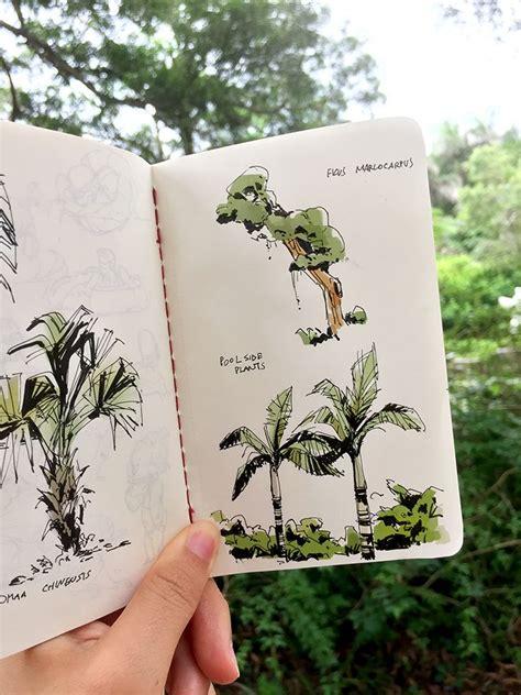 sketchbook terbaik 34 gambar sketches storyboards terbaik di