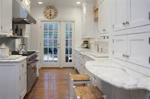 Designing A Galley Kitchen by 47 Best Galley Kitchen Designs Decoholic