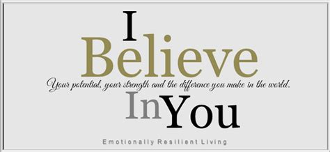 i you i believe in you emotionally resilient living emotionally resilient living