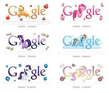 firefox themes my little pony the best google logo my little pony mlp logo themes