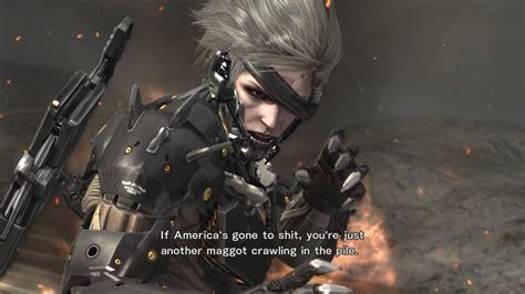 Metal Gear Rising Memes - metal gear rising revengeance something in the
