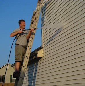 how to power wash vinyl siding on house homemade siding cleaner pressure washer crazy homemade