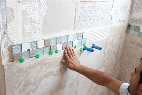 how to tile the bathroom how to tile a shower