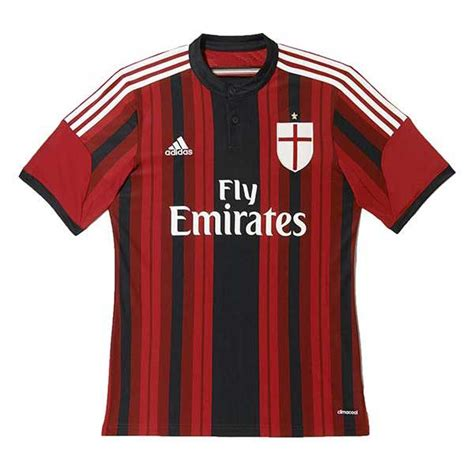 adidas t shirt ac milan buy and offers on goalinn