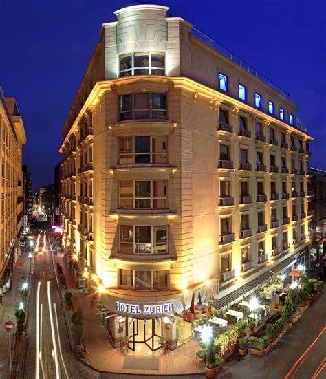 Book Hotel Zurich Istanbul Istanbul Hotel Deals
