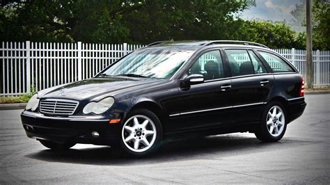 Mercedes C240 2003 by 2003 Mercedes C240 Wagon Review S203