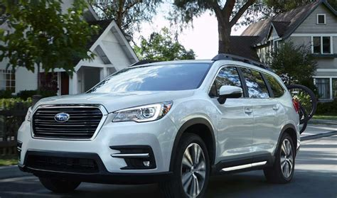 2019 Subaru Ascent Release Date by 2019 Subaru Ascent Release Date Price Specs News Suv