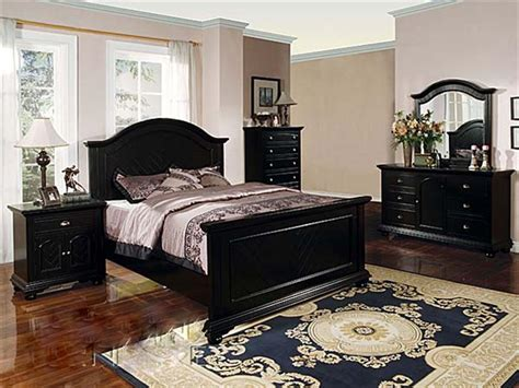 bedroom sets black black king bedroom furniture setssleepcollection bedrooms