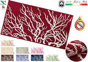 tappeti paracchi tappeto bagno paracchi puro cotone assorbente moderno