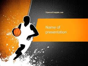 basketball powerpoint template free basketball powerpoint template authorstream