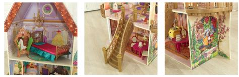 enchanted doll house kidkraft belle enchanted dollhouse only 79 99 free shipping