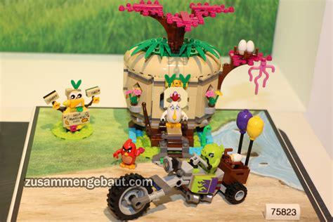 Lego Angry Bird Perahu Terbaru 2016 fair 2016 lego angry birds sets and figures on display in nuremberg zusammengebaut