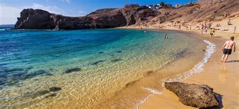 popolari di spiaggia di papagayo lanzarote spiagge popolari