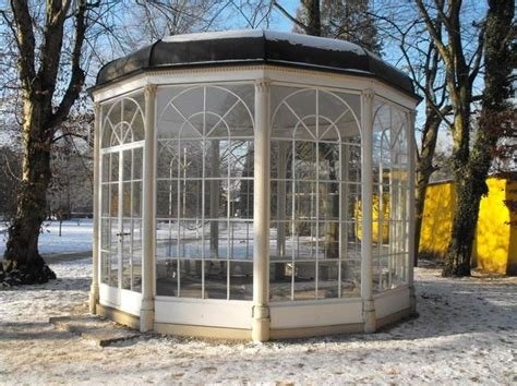 gazebo musica the glass gazebo in winter the sound of