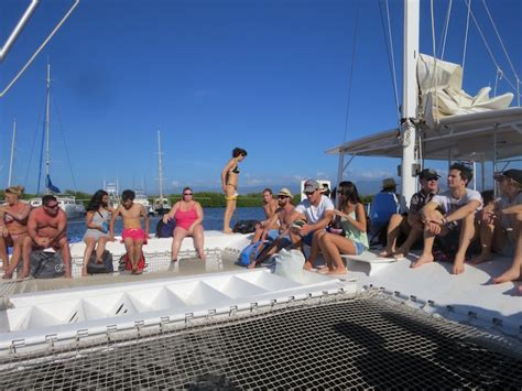 catamaran in cuba snorkeling in cuba elizabeth weintraub