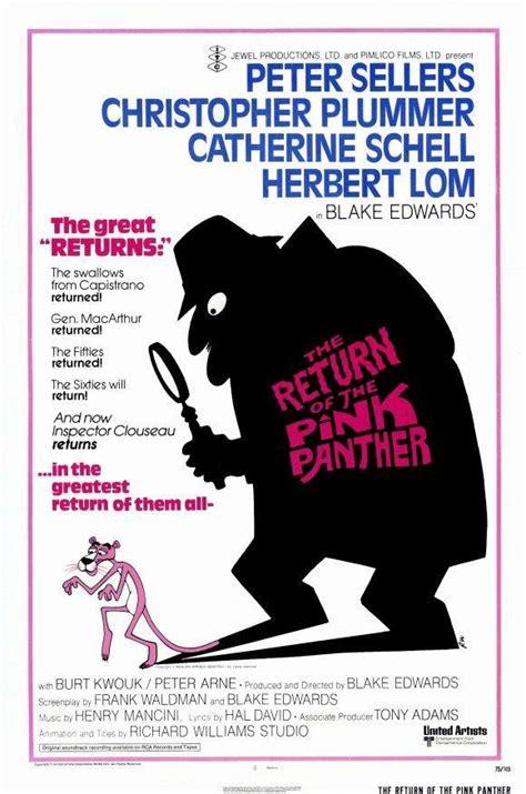 regreso a berln return el regreso de la pantera rosa 1975 filmaffinity
