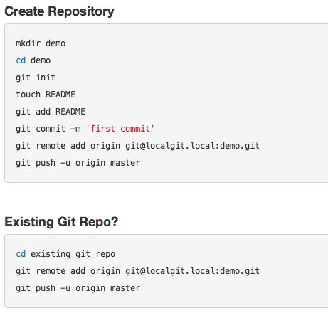 tutorial giggle git fortysomething geek install a git server in 5 10 minutes