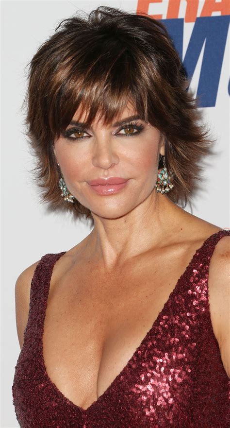 how has lisa rinna gotten so thin from short to long 24 fabulous shag haircuts