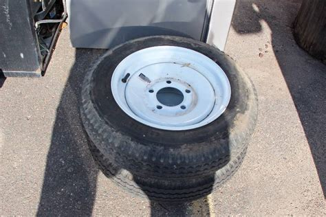 small boat trailer wheels and tires auction listings in minnesota auction auctions