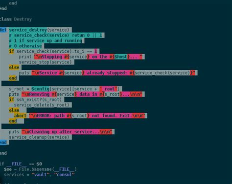 vim go vim сместить несколько строк rtfm linux devops и