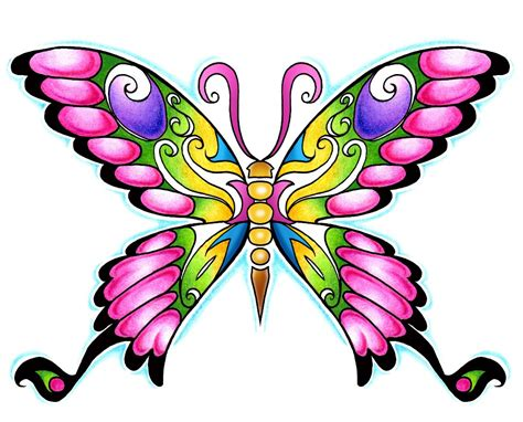 butterfly tattoo colour meanings butterfly tattoo meaning and ideas