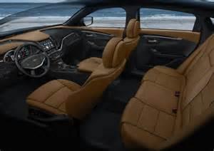 Chevrolet Impala Inside 2017 Chevrolet Impala Release Date Review Interior