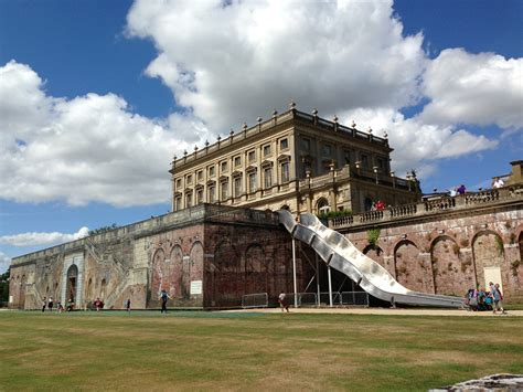 Grylls House by Cliveden House S New 57 Foot Slide Is Photos