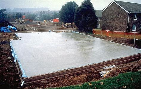 100 centre part f floor completed concrete ground floor slab flickr photo