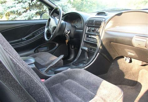 1995 Mustang Gt Interior by Image Gallery 1995 Mustang Interior
