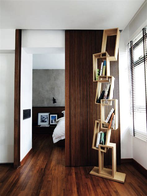 the apartment next door large print books house tour 100 000 industrial chic look in this four