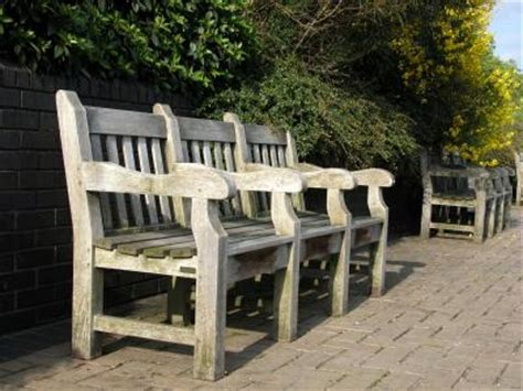 the best ways to stain seal outdoor furniture ehow uk