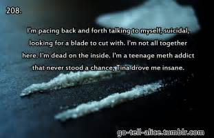 Sad quotes about drug addiction quotes about heroin addiction
