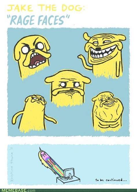 Jake The Dog Meme - jake the dog meme faces