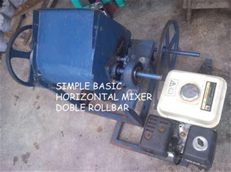 Mixer Besar Untuk Roti mixer roti donat murah bermesin bensin kapasitas besar