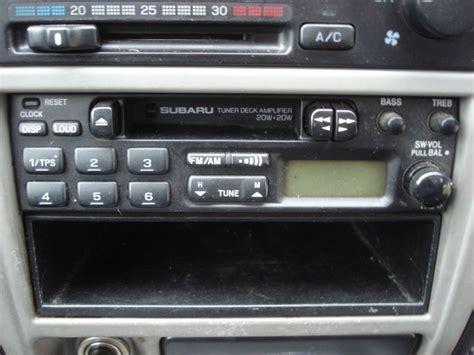 subaru casablanca interior subaru impreza wagon casablanca 1999 used for sale