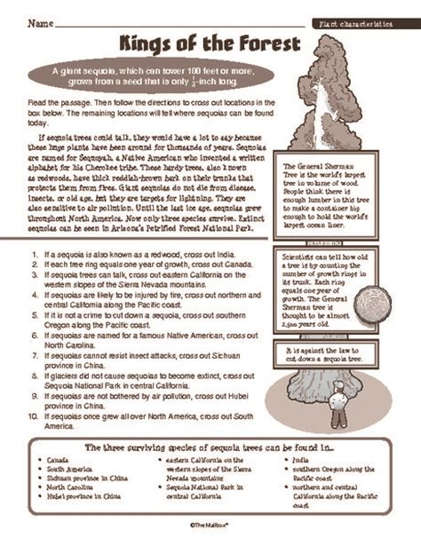 Cell Reading Comprehension Worksheet by 17 Best Images About Science On Anchor Charts