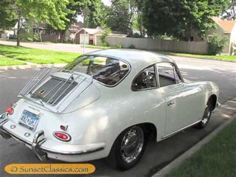 Porche 356 For Sale 1964 porsche 356 sc for sale