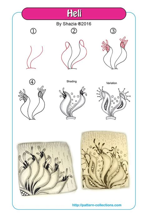 how to draw a tangle doodle part 3 1182 best zentangle pattern steps how to draw images