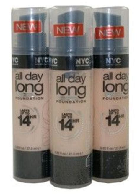 New York Color Smooth Skin Liquid Foundation New York Color All Day Smooth Skin Foundation Lasts Up To 14hr Reviews Photo Makeupalley