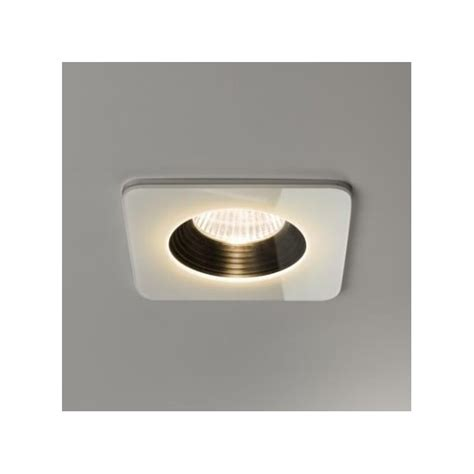 bathroom lighting led recessed buy endon lighting enluce 2 light led halogen recessed